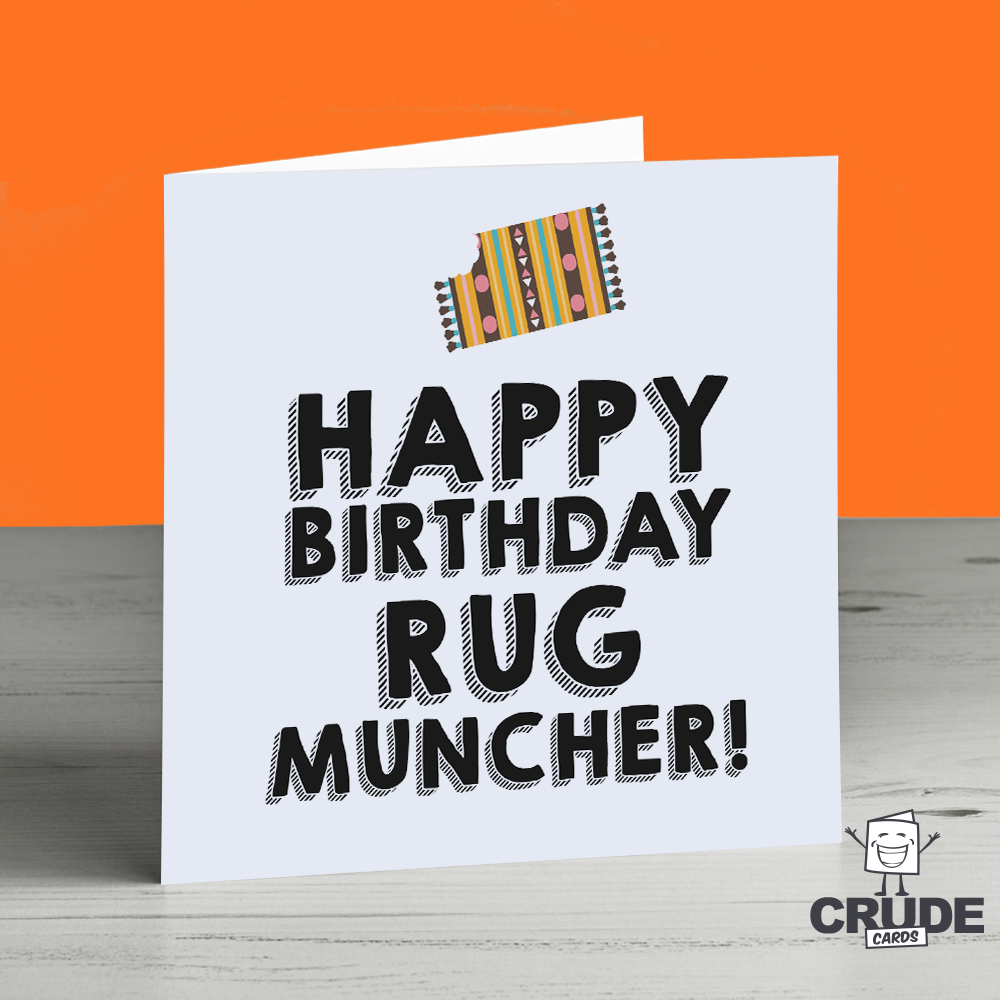Rug Muncher Meaning
